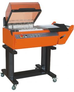 HOODED SHRINK FILM MACHINES - BENCH MOUNT
