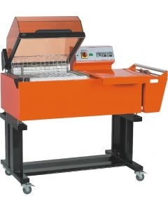 HOODED SHRINK FILM MACHINES - WITH STAND